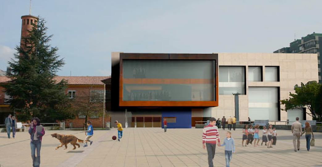 Recepción Centro Cultural Valey