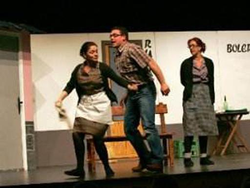 Teatro: Xuaco ya Telva