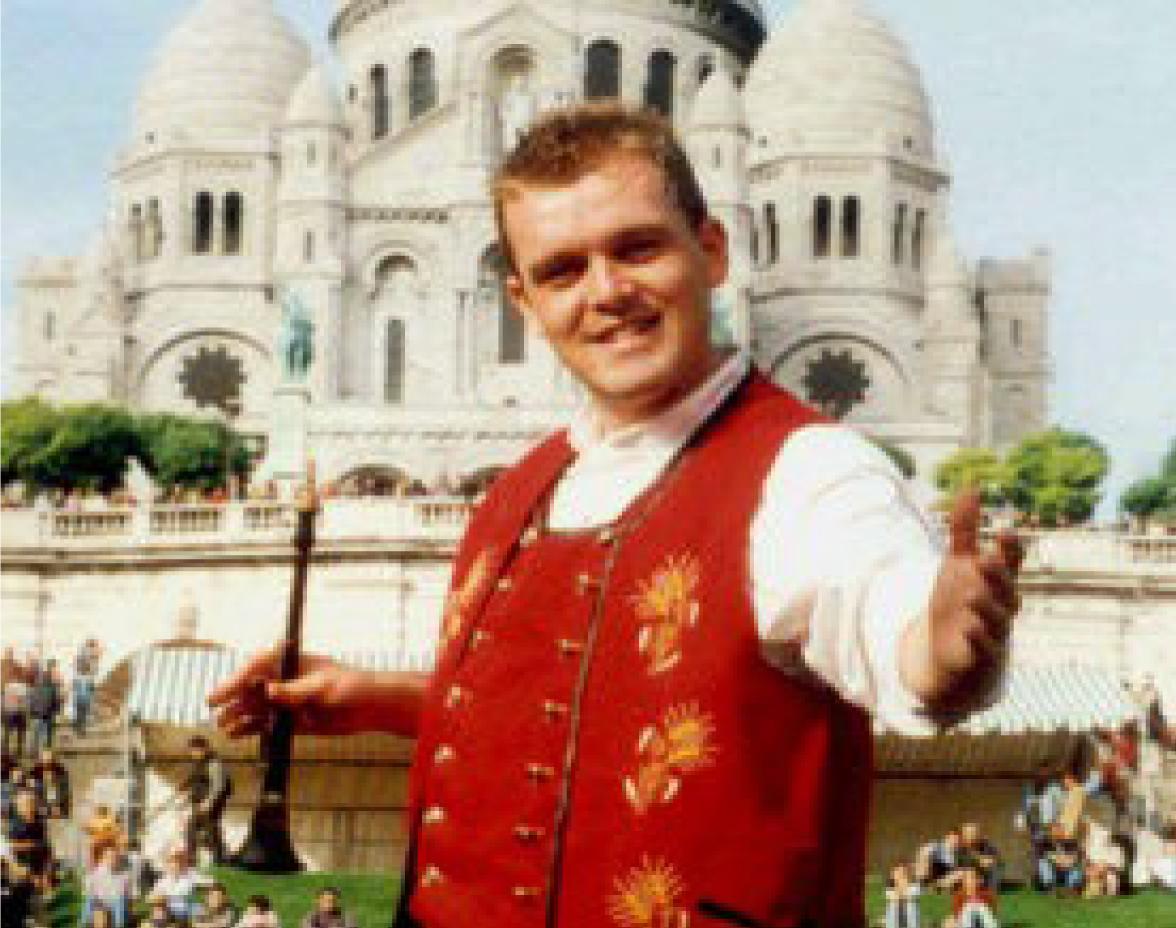 Música Tradicional de Bretaña con Stéphane Riou