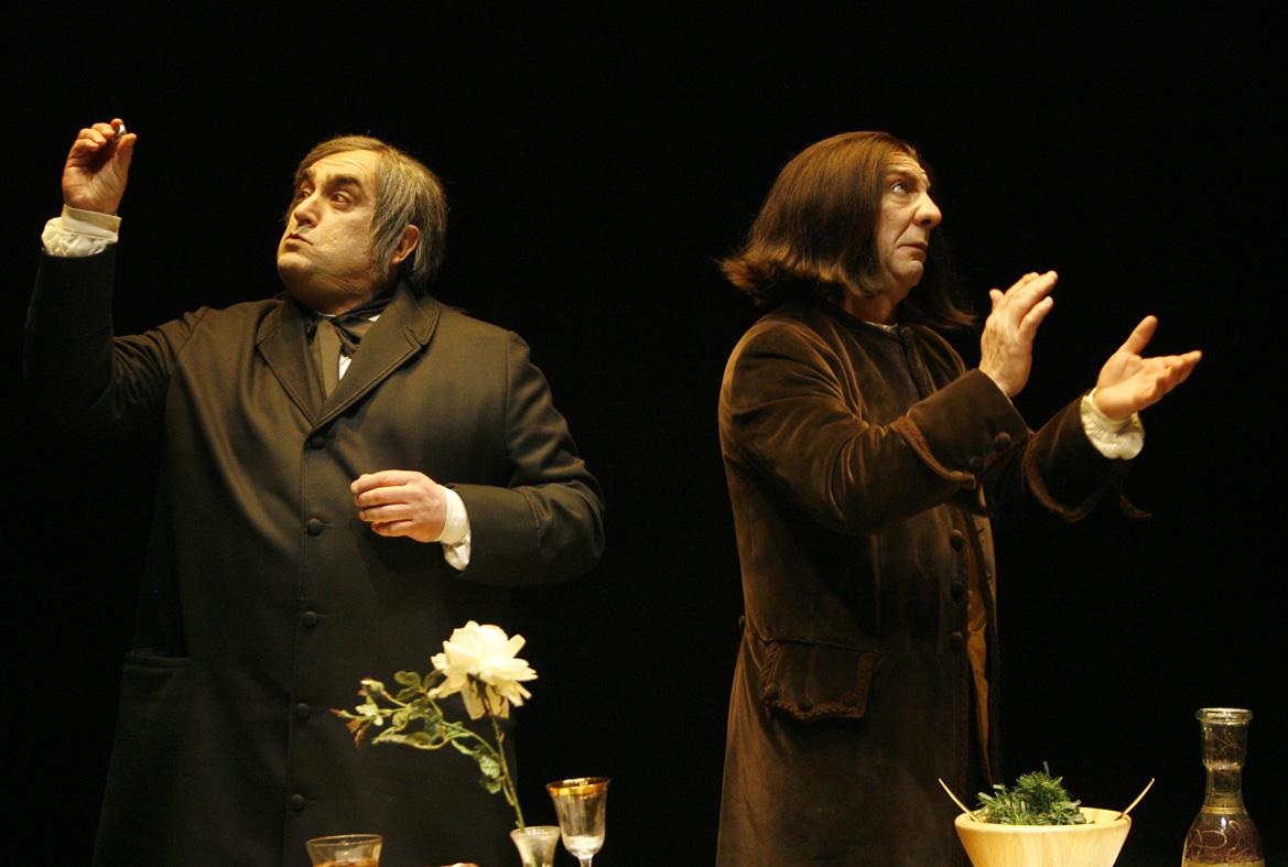 Teatro Margen: Tartufo o el hipócrita