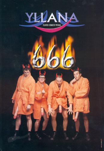 Yllana con la obra 666