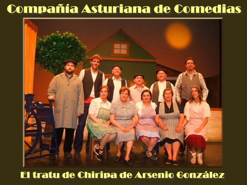 Teatro: El tratu de Chiripa