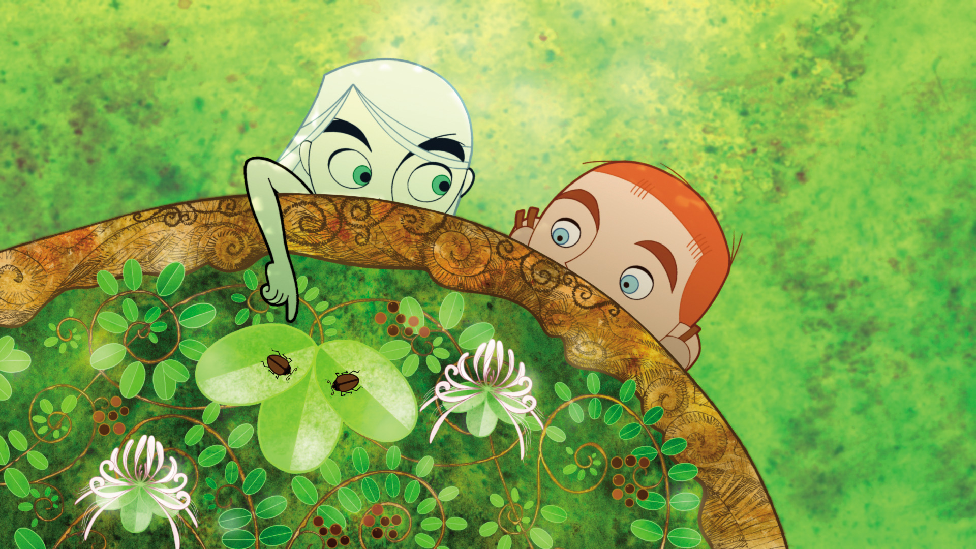 Cine infantil y juvenil: The secret of Kells