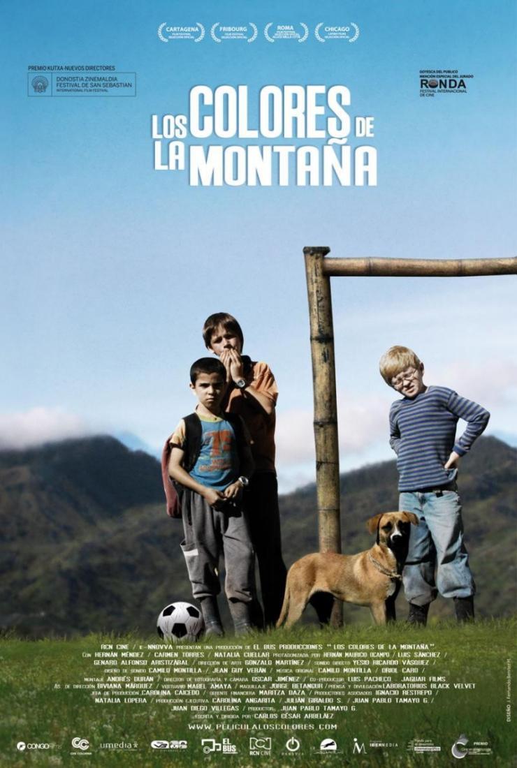 Cine: Los colores de la montaña