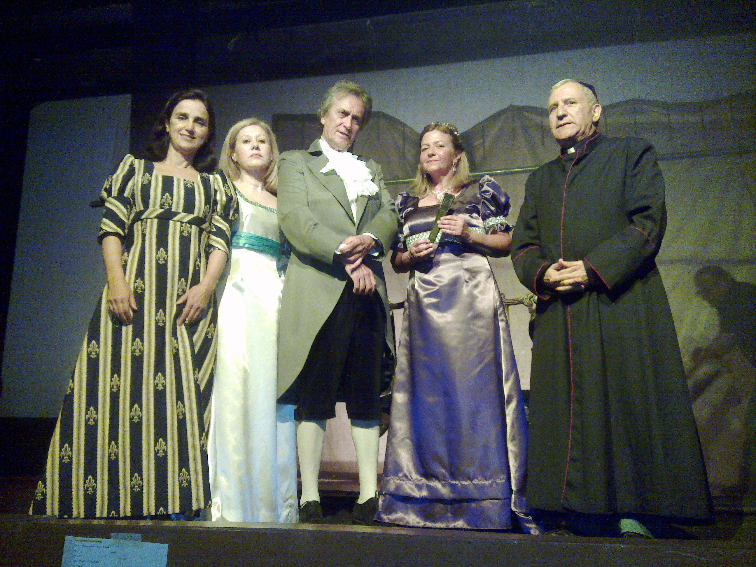 Odisea Teatro: Jovellanos, la pasión oculta
