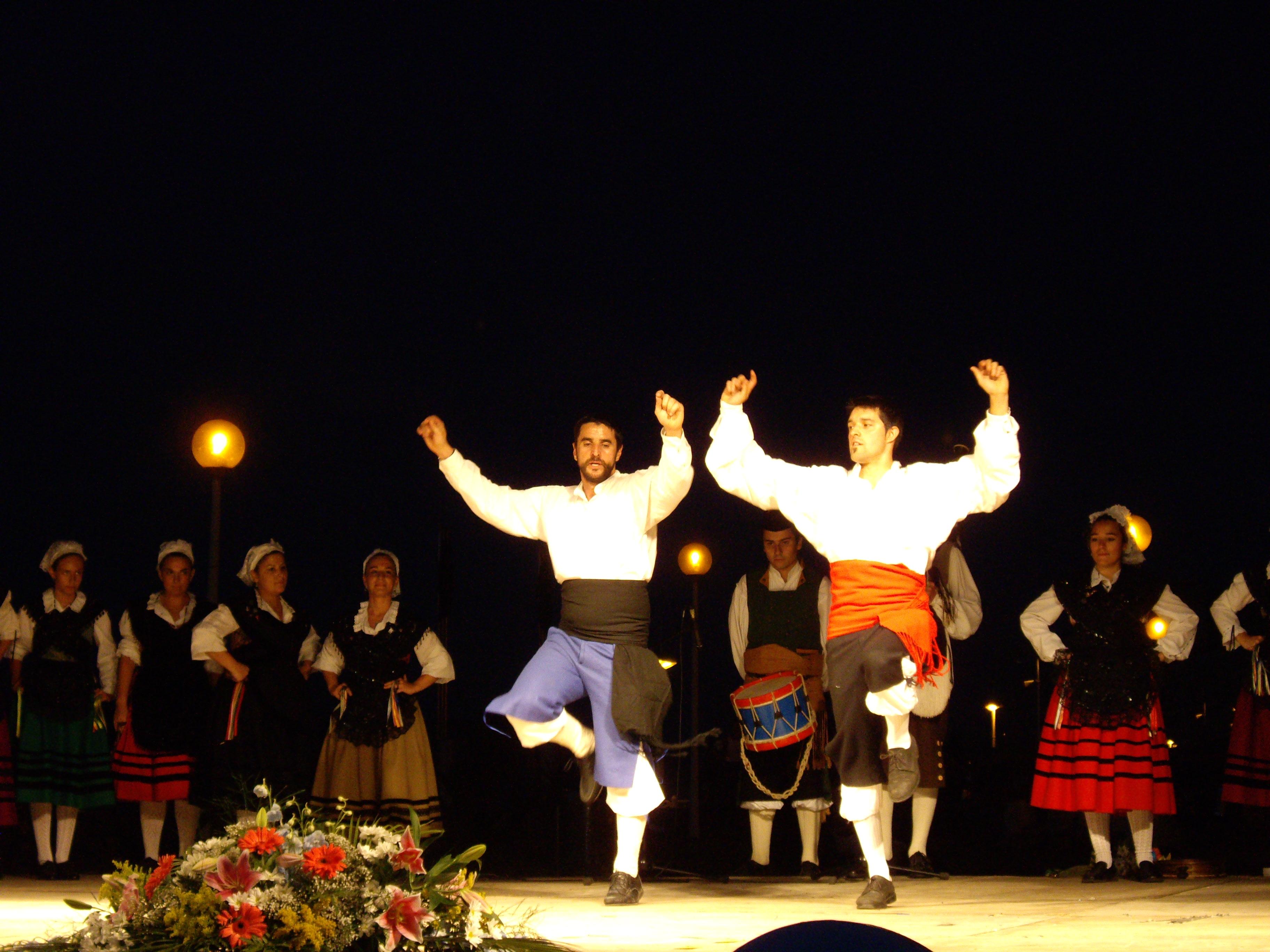 XIX Festival Folklórico Nacional de Castrillón