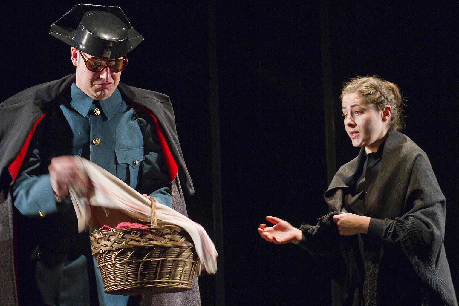 Teatro del Norte. Muerte de un poeta: Federico García Lorca