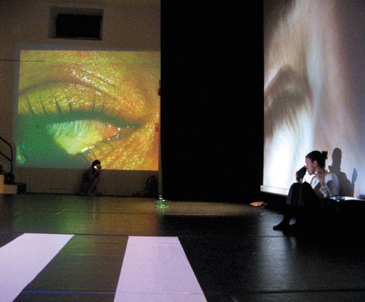 Exposición: Bailarinas Parabólicas