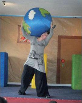 Teatro para escolares: Basurilla