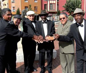 Ricardito Ortiz ex_Vieja Trova Santiaguera & Quinteto Típico Oriental