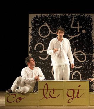 Teatro: Teloncillo Josefina