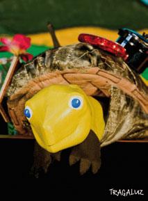 Teatro para escolares: Historias enguantadas