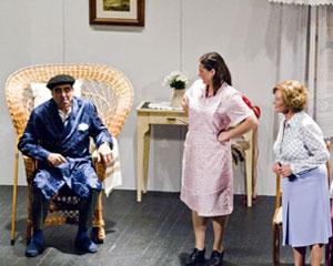 """Teatro: """"Antón, el Quexón"""""""
