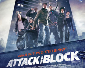 Cine: Attack the block