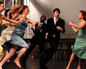 """Cine: """"Dancing Dreams"""""""