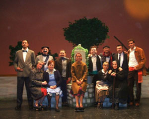 "Teatro: ""El Maestro Tarabica de Eladio Verde"""
