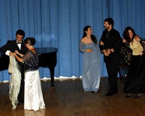 Concierto: Grupo Lírico Cantemus
