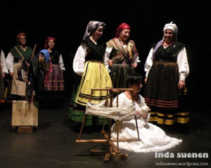 """Teatro: """"Inda Suenen"""""""