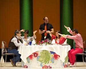 Teatro: 'Low Cost'