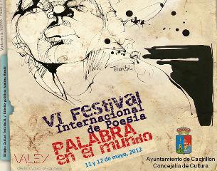 VI Festival Internacional de Poesía, Palabra en el Mundo