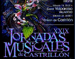 Exposición: Carteles de las 30 Jornadas Musicales de Castrillón