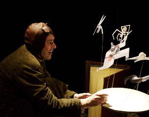Kamante Teatro: ¡Qué viene el lobo!
