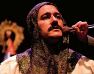 Teatro: Garraime que lo matu o la loca historia de Asturias