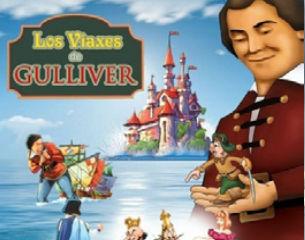 Cine Infantil: Los viaxes de Gulliver