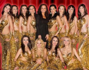 Yana Oriental Dance Ensemble – Rusia – Danza Oriental