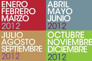 Programación Valey Centro Cultural 2012