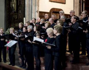 II Concierto de Música religiosa. Asociación de Amigos del Orfeón