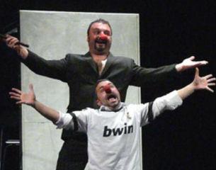 Teatro del Cuervo e Hilo producciones: Criados y bufones