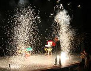 Teatro para escolares: Mago Nacho