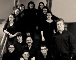 Concierto Mensual Coro Joven del Orfeón de Castrillón y los Escolinos del Orfeón de Castrillón