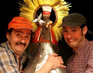 """Teatro: Toño y Petiso – """"Pero mira como beben"""""""