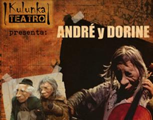 "Kulunka Teatro: ""Andre y Dorine"""