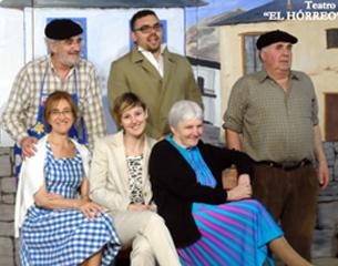 Teatro: El trampas del vecín de José Ramón Oliva / Asociación El Hórreo