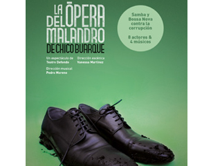 (APLAZADO) Teatro de Fondo: La ópera Malandro de Chico Huarte