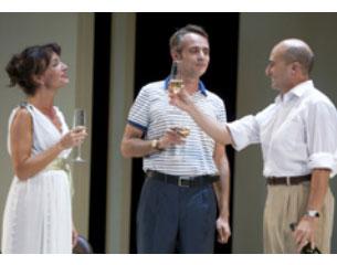 Teatro: El Vodevil. El Baile de Edgar Neville