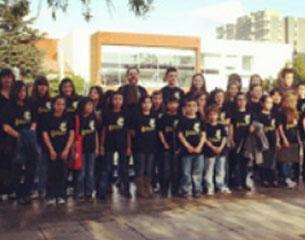 XXXII Jornadas Musicales de Castrillón. Día Coral Infantil