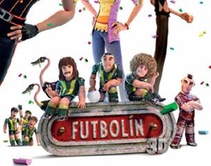 Cine en la calle: Futbolín