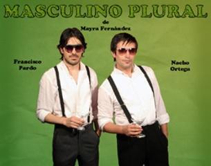 masculino plural