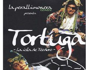 La pera llimonera: TORTUGA, La Isla de Teodoro