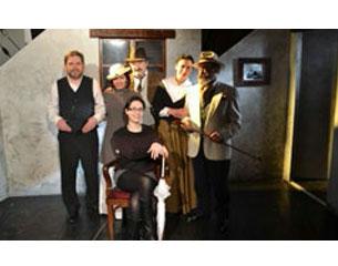 31 de Octubre 20 horas Valey Teatro Entradas: 4 euros