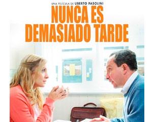 Cine: Nunca es demasiado tarde