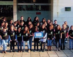 XXXIII Jornadas Musicales de Castrillón. Día Coral Infantil