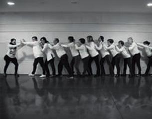 Escuela de Teatro de Salinas PMAC. En blanco y negro