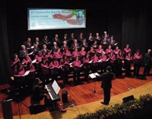 XXXIII Jornadas Musicales de Castrillón. Orfeón de Barrô