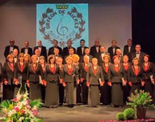 Concierto mensual Asociación de Amigos del Orfeón de Castrillón