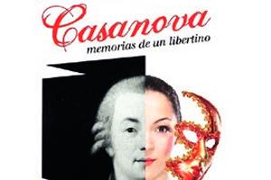 Kumen Teatro. CASANOVA, Memorias de un libertino